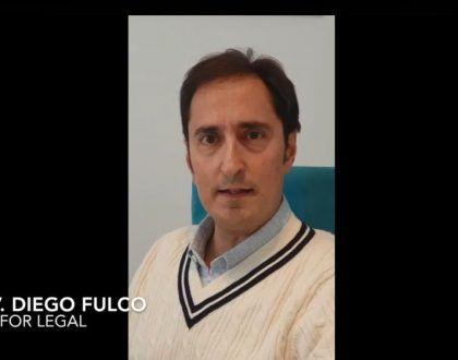Videointervento Avv. Diego Fulco - I diritti dell'interessato e gli strumenti di tutela amministrativa nel GDPR e nel Decreto