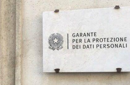 GDPR: il Garante Privacy conferma l'immediata applicazione delle sanzioni a partire dal 25 maggio 2018