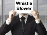 Whistleblowing : in un anno ricevute, tramite sistema informatico, 607 segnalazioni di condotte illecite