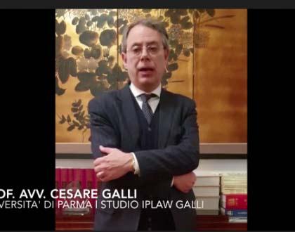 Prof. Avv. Cesare Galli | Le novità 2019 in materia di marchi e brevetti